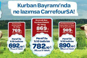 CarrefourSA 2015 Kurban Paketleri ve Kesim Ücretleri